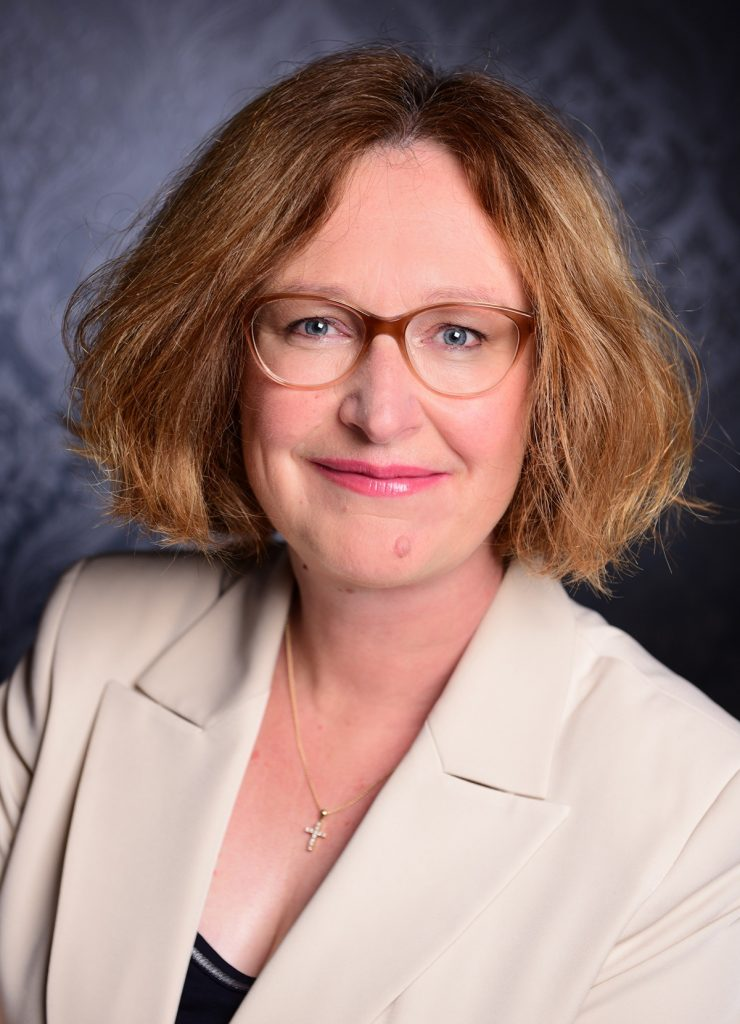 Nancy Wigglesworth – Trainerin