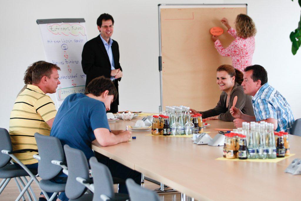 Umzugsakademie Firmen-Seminare
